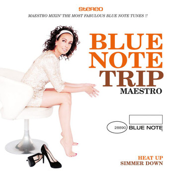 Various Artists - Blue Note Trip 9: Heat Up/Simmer Down By DJ Maestro