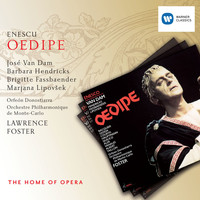 Lawrence Foster - Enescu: Oedipe