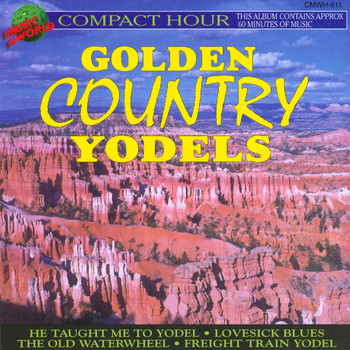 Various Artists - Golden Country Yodels