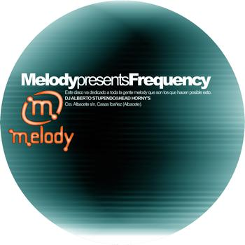 Melody - Frequency