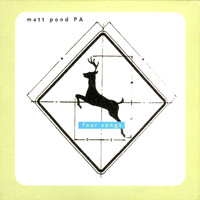 Matt Pond PA - Four Songs - EP