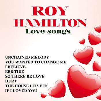 Roy Hamilton - Love Songs Roy Hamilton