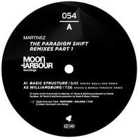 Martinez - The Paradigm Shift (Remixes Part 1)