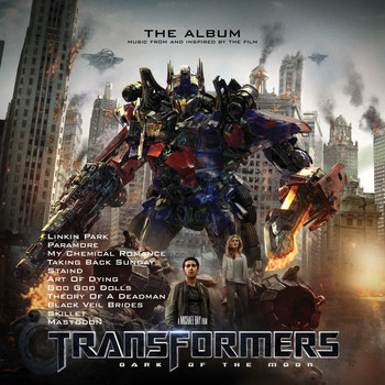 Various Artists - Transformers: Dark of the Moon - The Album