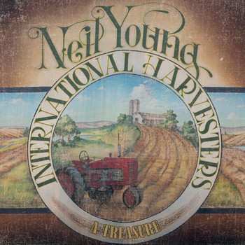 Neil Young International Harvesters - A Treasure