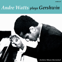 Andre Watts - Plays Gershwin - EP