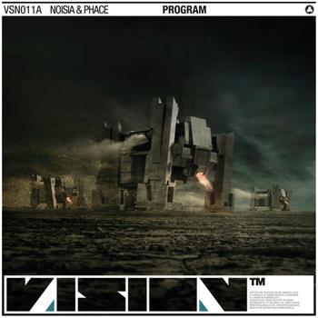 Noisia & Phace - Program / Regurgitate