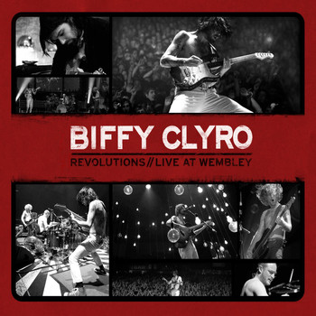 Biffy Clyro - Revolutions/Live at Wembley (Explicit)