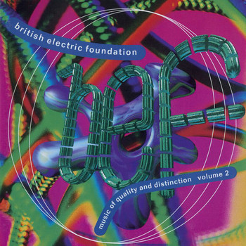 B.E.F. - Music Of Quality And Distinction Volume II