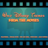 Various Artists - Disney Themes From The  Movies