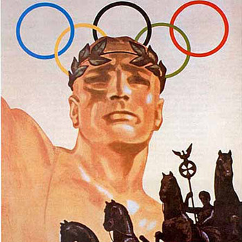 Richard Strauss - Olympic Hymn