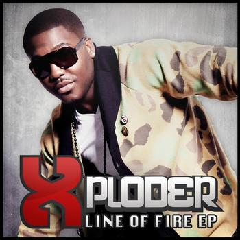 Xploder - Line of Fire - EP