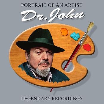 Dr John - Portrait Of An Artist