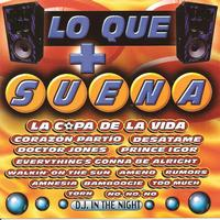 D.J.In The Night - Lo Que + Suena