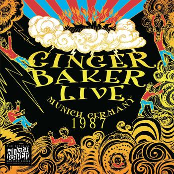 Ginger Baker - Live In Munich Germany 1987