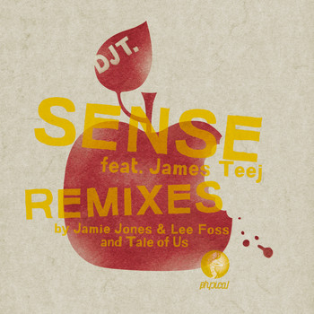 DJ T. feat. James Teej - Sense