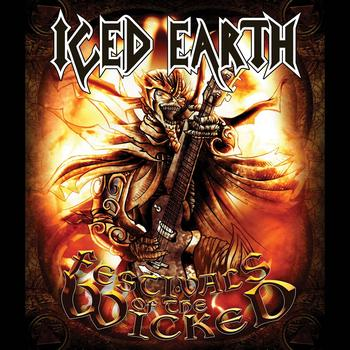 Iced Earth - Festivals Of Wicked