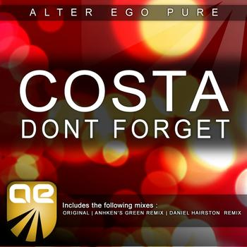COSTA - Don't Forget