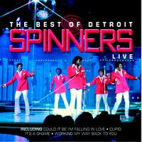 Detroit Spinners - The Best Of Detroit Spinner Live