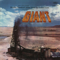 Dimitri Tiomkin - Giant - Warner Bros. Presents Dimitri Tiomkin's Music From The Sound Track of the George Stevens Production