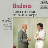 Ivan Moravec - Brahms: Piano Concerto No. 2 in B flat major