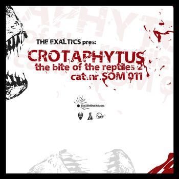 Crotaphytus - The Bite of the Reptiles 2