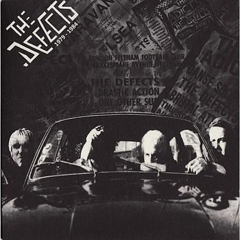 The Defects - The Defects 1979-1984