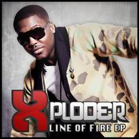 Xploder - Line of Fire EP