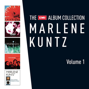 Marlene Kuntz - The EMI Album Collection Vol. 1 (Explicit)
