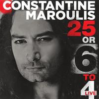 Constantine Maroulis - 25 or 6 to 4