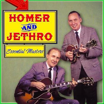 Homer & Jethro - Essential Masters