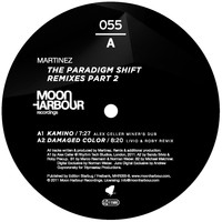 Martinez - The Paradigm Shift Remixes (Part 2)