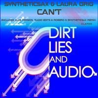 Syntheticsax & Laura Grig - Can't
