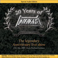 Axxis - 20 Years of Axxis (Live) (Live)