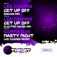 Lee Coombs - Get Up Off - EP