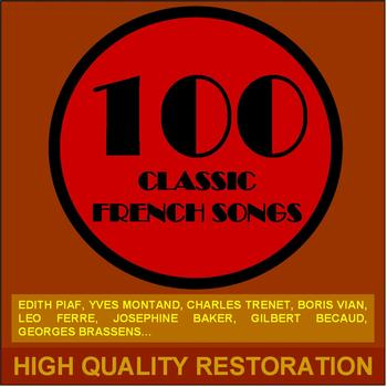 Various Artists - 100 Classic French Songs