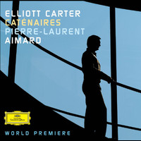 Pierre-Laurent Aimard - Carter: Caténaires (from: Two Thoughts for Piano)