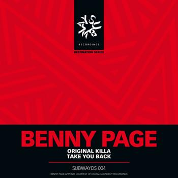 Benny Page - Original Killa / Take You Back