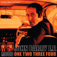 John Barry And His Orchestra - Mood 1 2 3 4 EP