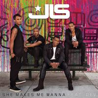 JLS Feat. Dev - She Makes Me Wanna