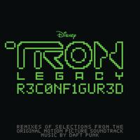 Daft Punk - TRON: Legacy Reconfigured (Australian Version)