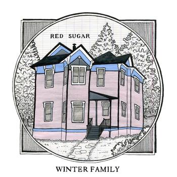 Winter Family - Red Sugar