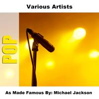 Studio Group - Billie Jean - Sound-A-Like Cover As Made Famous By: Michael Jackson