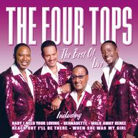 The Four Tops - The Best Of The Four Tops Live