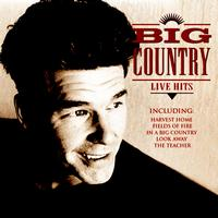 Big Country - Live Hits