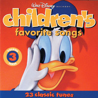 Various Artists - Children's Favorite Songs Volume 3