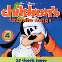 Various Artists - Children's Favorite Songs Volume 4