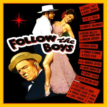 Various Artists - Follow The Boys