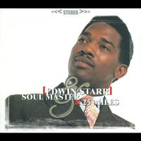 Edwin Starr - Soul Master & 25 Miles (2 classic albums on 1 CD)