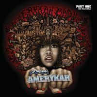 Erykah Badu - New Amerykah Part One (4th World War) (UK-AU-NZ-Japan iTunes Exclusive)